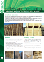 TIMCON - The Timber Packaging and Pallet Confederation